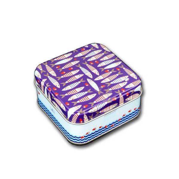 Caja souvenir Sardinas