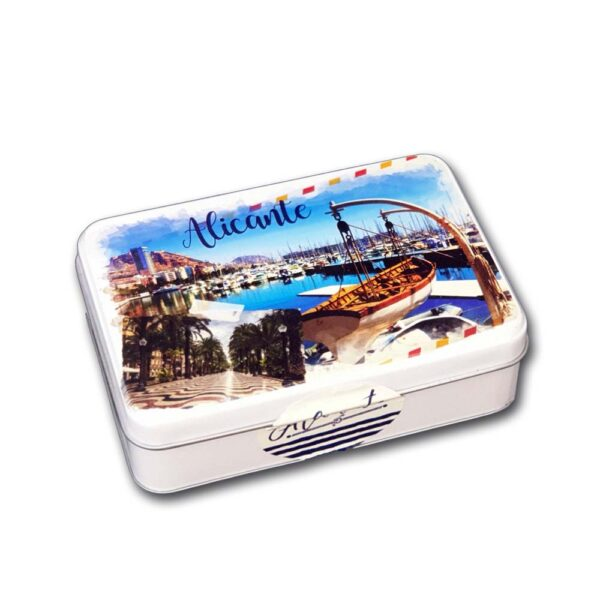 Caja souvenir Alicante