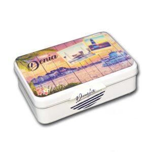 caja souvenir Denia