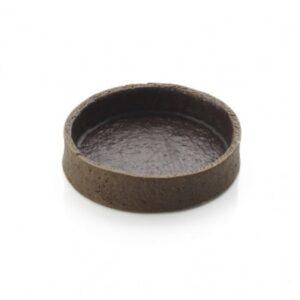 tartaleta de chocolate la rose noire
